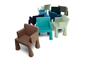 V.I.P. Chair by Marcel Wanders  ∙ moooi