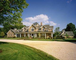 Yellow Brook Farm House