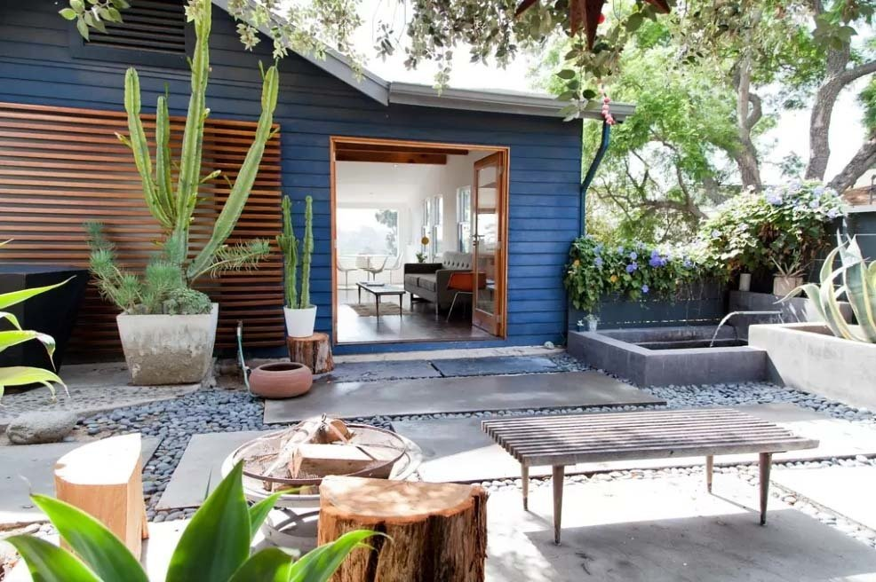#airbnb #echopark #losangeles #california #rustic #modern #bungalow  Rustic Modern Bungalow with Views, Echo Park