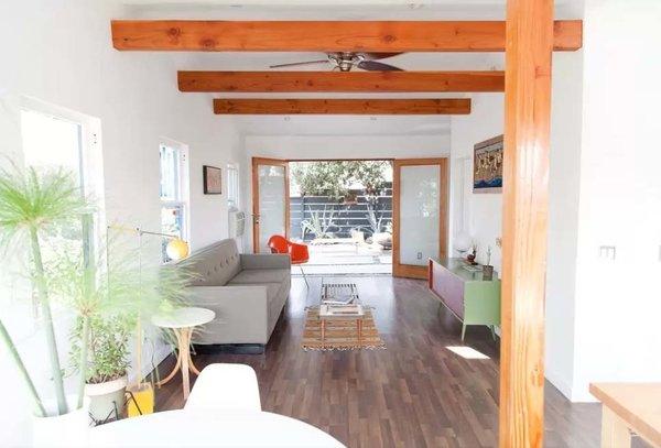 #airbnb #echopark #losangeles #california #rustic #modern #bungalow  Rustic Modern Bungalow with Views, Echo Park