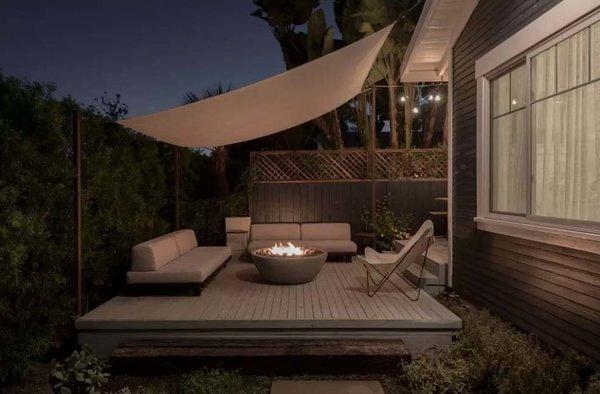 #airbnb #venicebeach #bungalow #losangeles #california #modern #private
