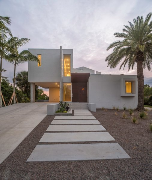Living Room In Venice Fl: The Guberman Kennedy Home Modern Home In Venice, Florida