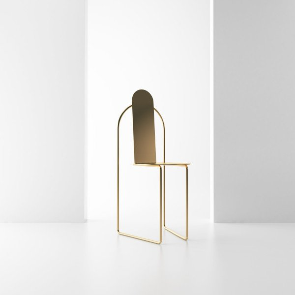 THE PUDICA CHAIR BY PEDRO PAULO VENZON