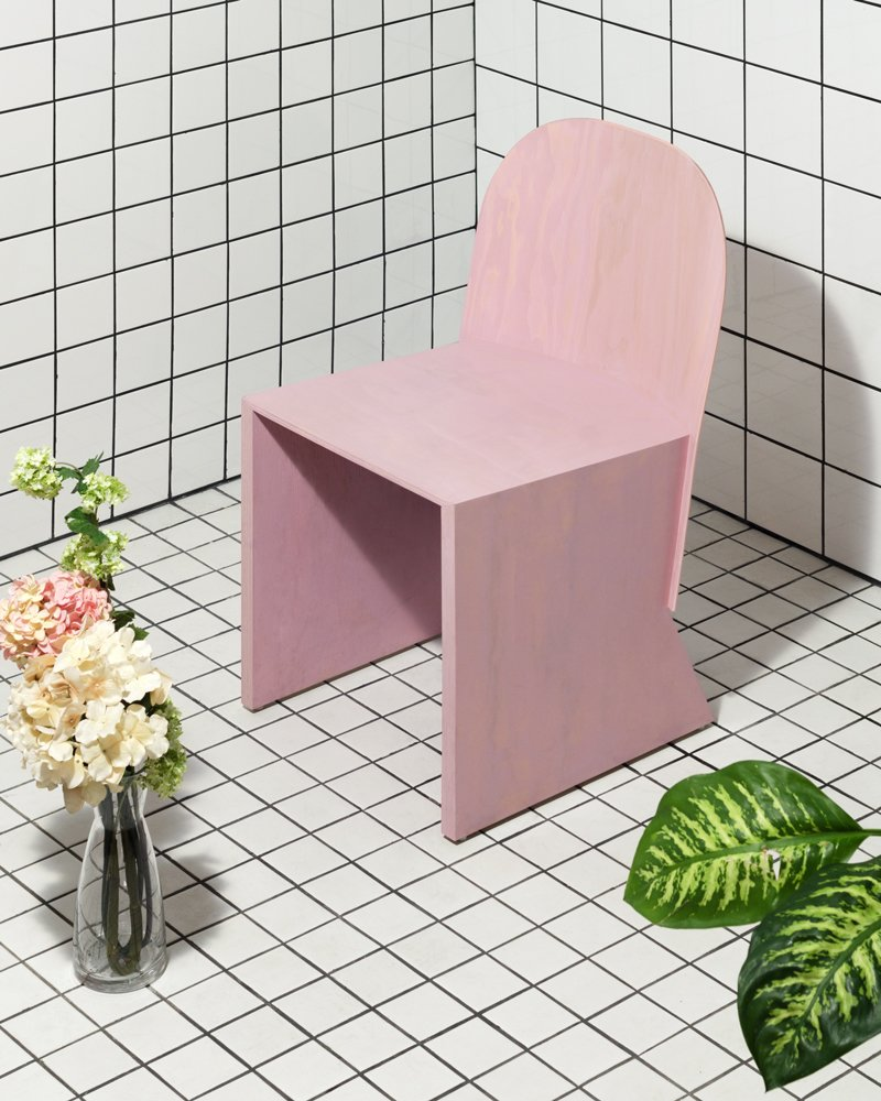 Knauf and Brown//FLORIST CHAIR    Photos from Take a Seat