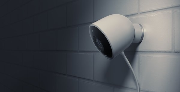 By day or night, Nest Cams deliver high-definition footage.  Photo 3 of 5 in Keep an Eye Out With the New Nest Cam