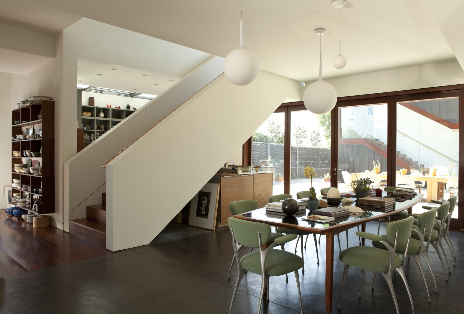 The open plan  Photo 5 of 9 in Live Outside the Box in This Artist's Haven For $3.5M