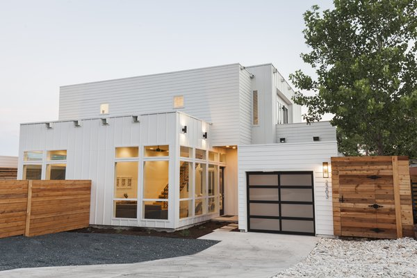 Ship Shape: An Austin Home With a Shipping Container Addition Asks $499K