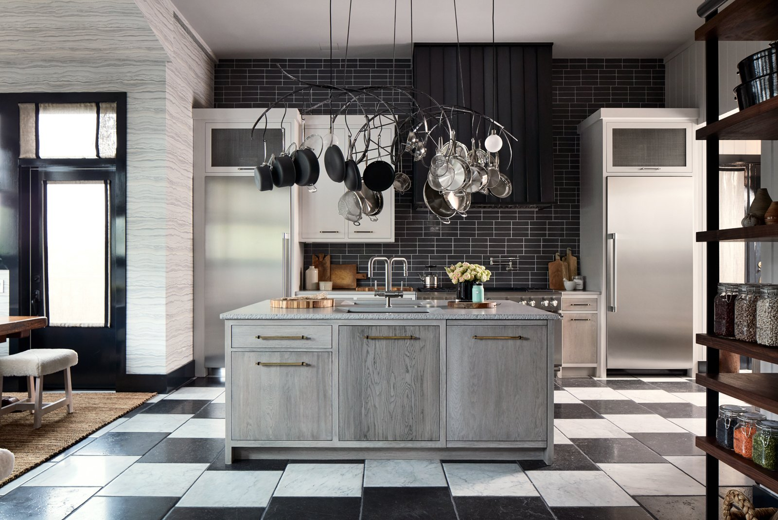 House Beautiful's Kitchen of the Year,  Photo 4 of 17 in Peek Inside the 2017 San Francisco Decorator Showcase