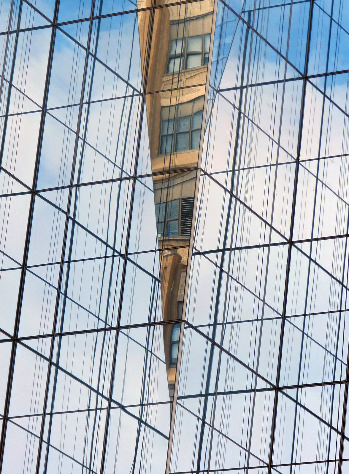 Read Between the Facades.  Photo 12 of 16 in Nikola Olic's Dizzying Architectural Photography