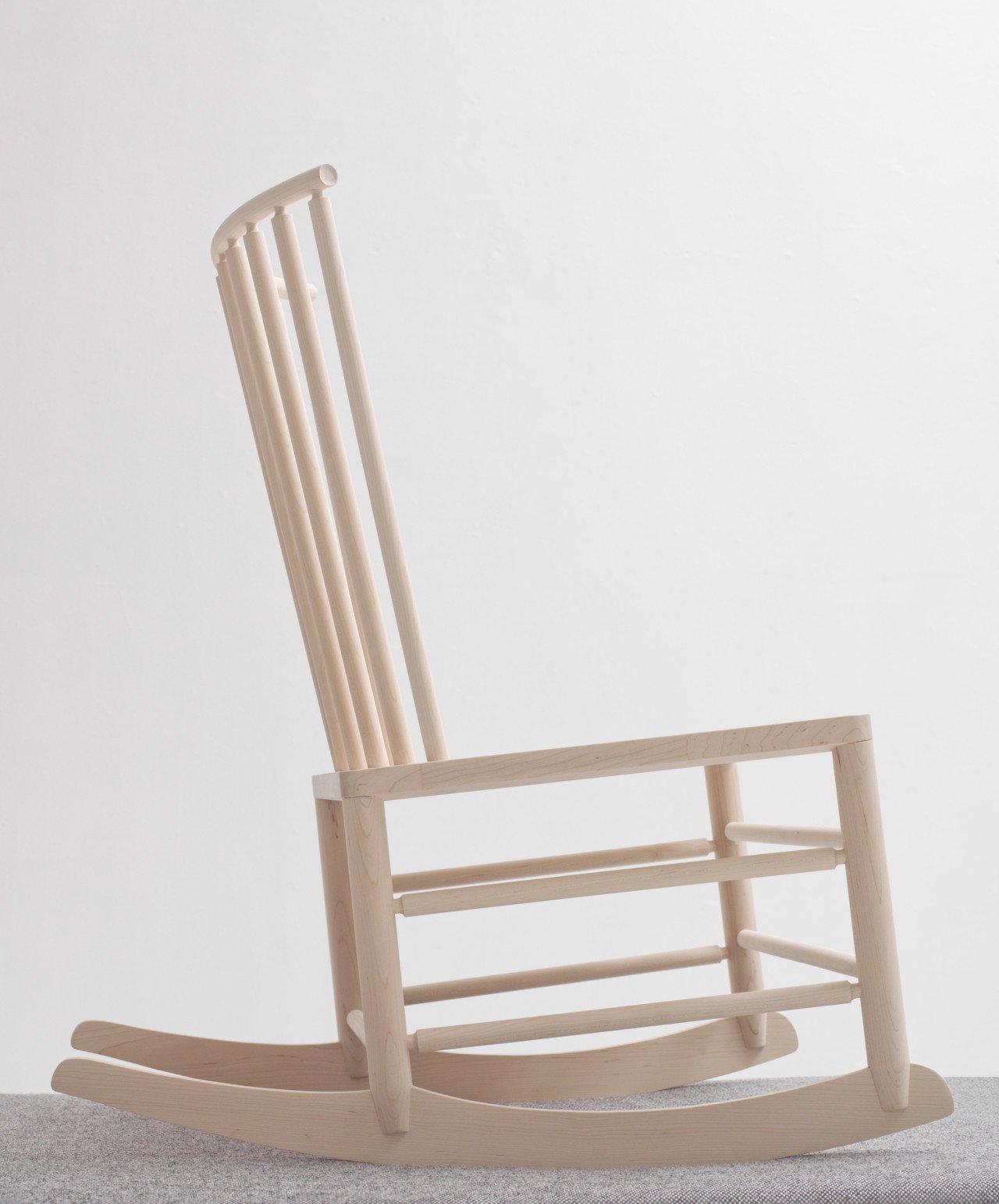 Rocking chair by Studio Gorm  Photo 9 of 26 in Furnishing Utopia By Hancock Shaker Village