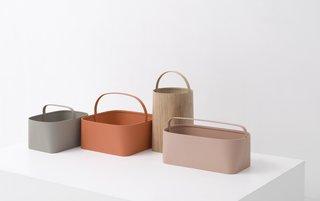 Baskets by Studio Gorm
