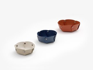 Petal Baskets by Gabriel Tan