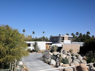 8 Iconic Houses in Palm Springs, California