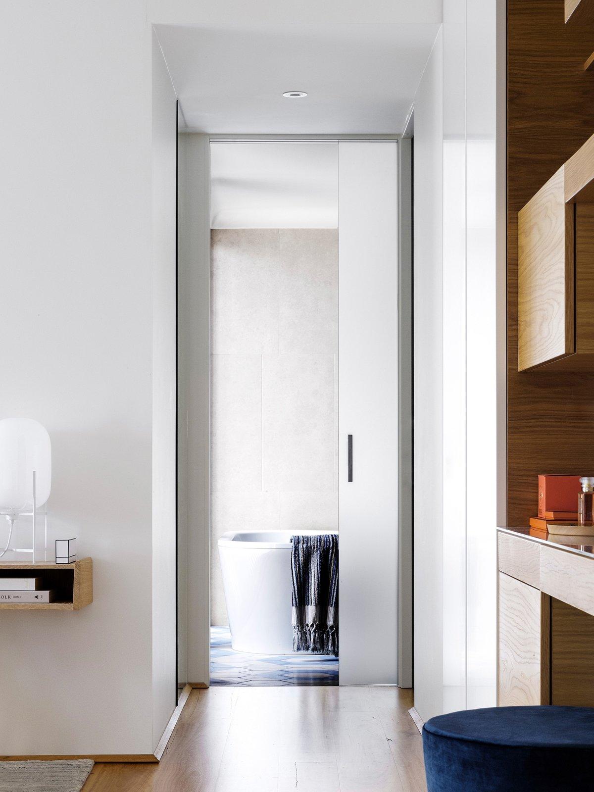 © Justin Alexander  Martello Tower Home by Luigi Rosselli Architects
