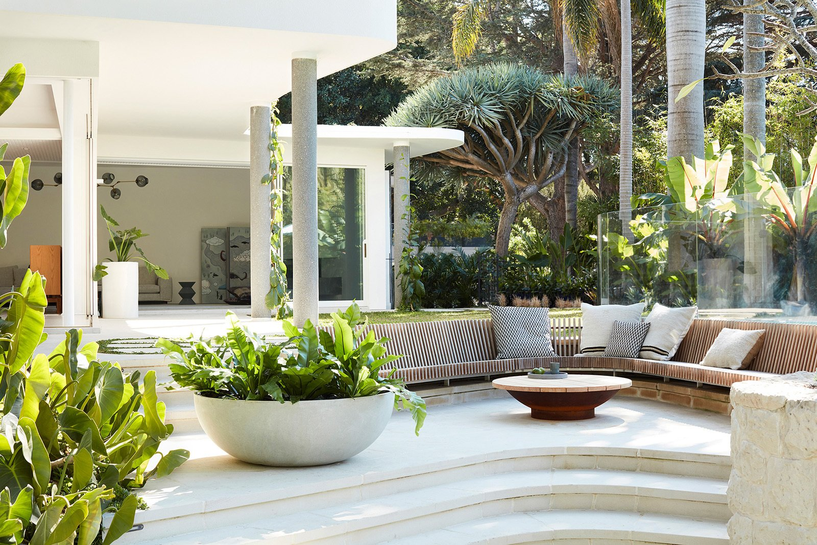 5 Homes With Picturesque Patios