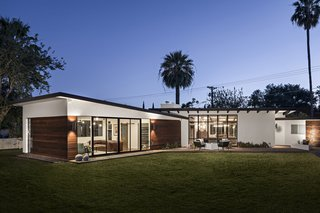 Mid-century Modern Addition