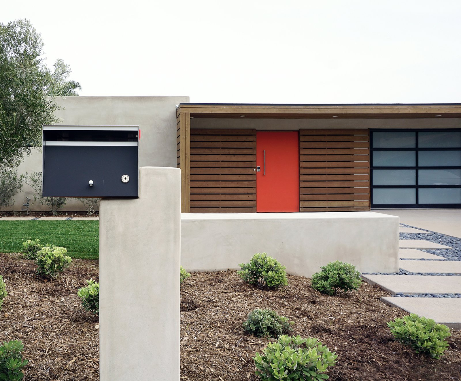Contemporary Affordable Mailboxes
