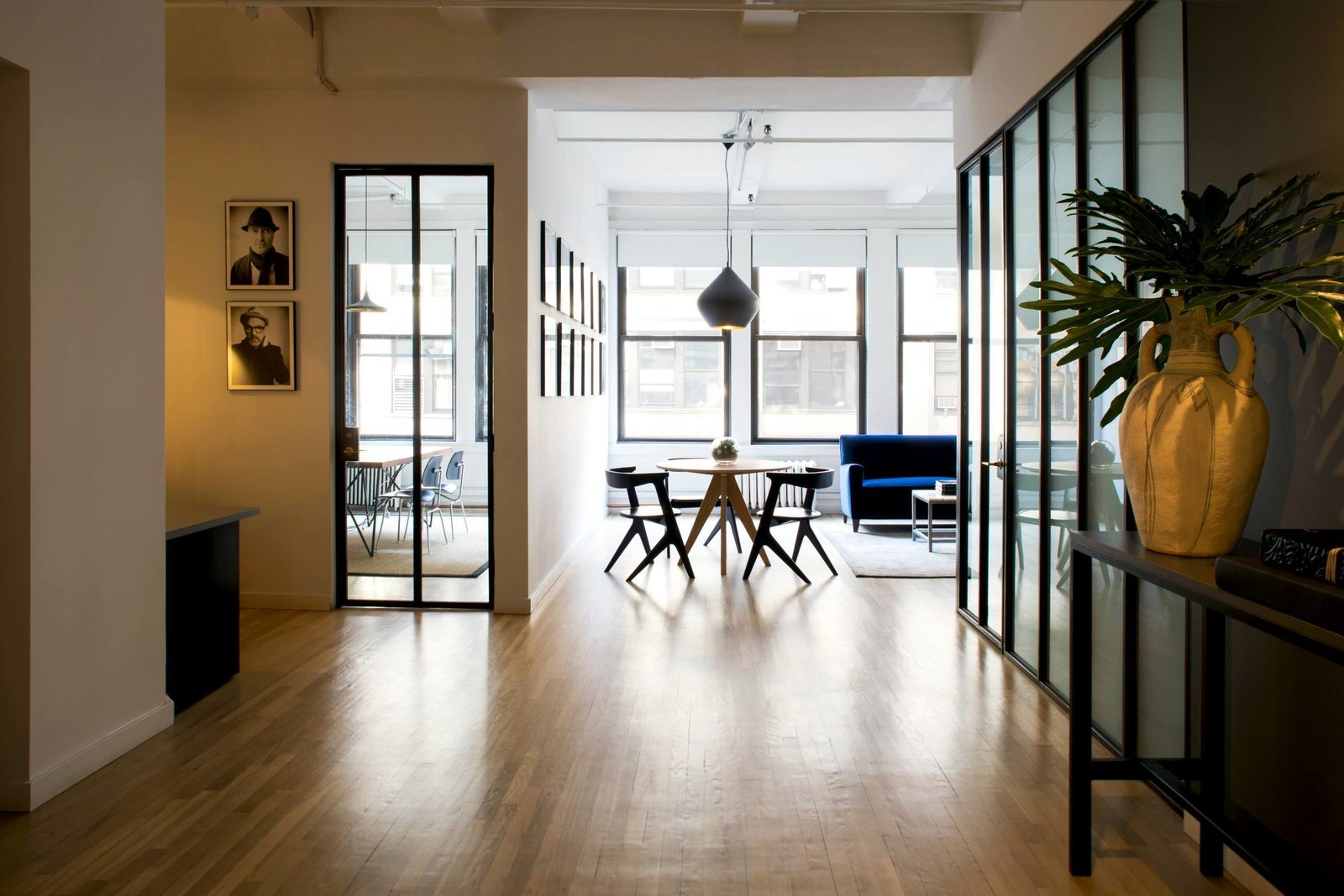 Photography Studio Modern Home In New York New York By
