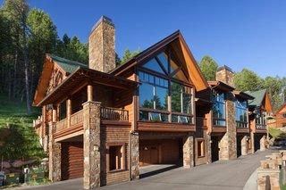 Pine Glades Condominiums. Jackson Hole, Wyoming