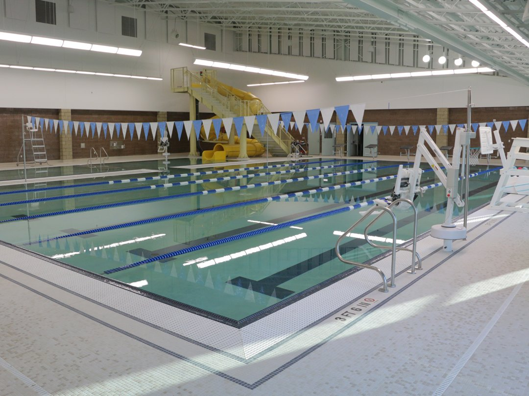 "Bethel Aquatic Center. Bethel, Alaska.  Search ""alaska"" from Commercial radiant heat"