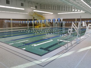 Bethel Aquatic Center. Bethel, Alaska.