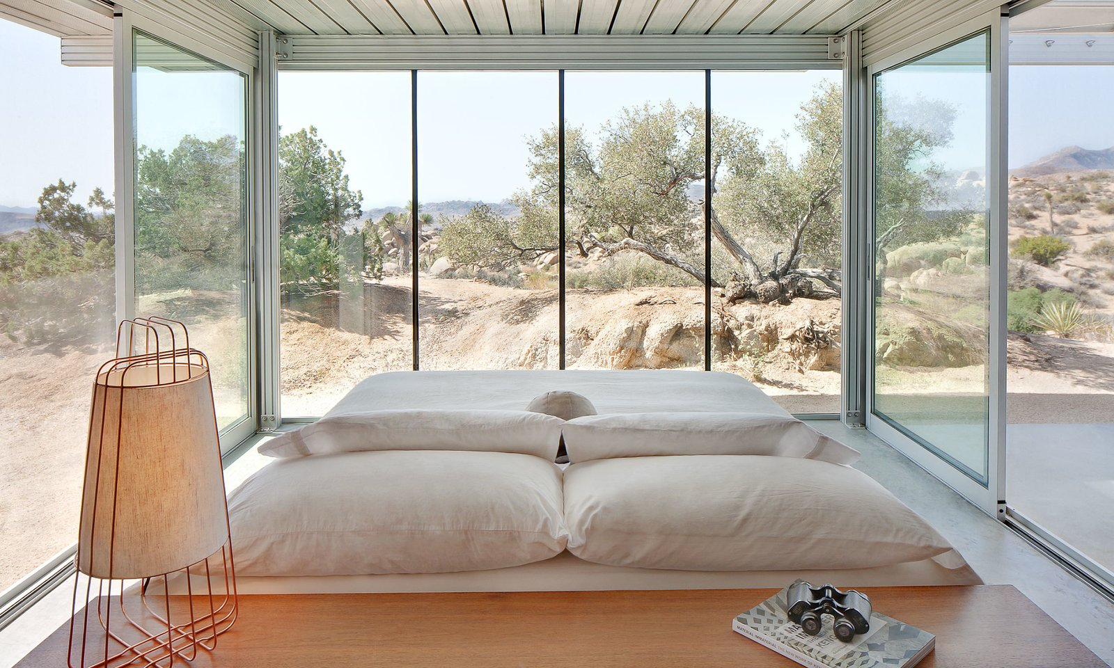 Bedroom and Bed Off The Grid ItHouse // Taalman & Koch  Best Photos