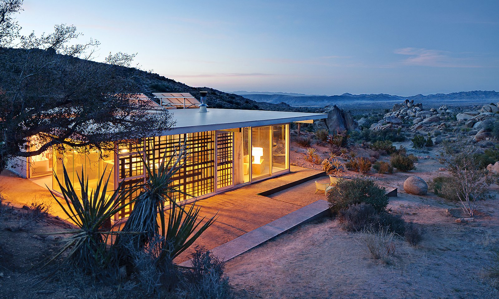 Off The Grid ItHouse // Taalman & Koch  Modern, Off-the-Grid Homes by Aileen Kwun