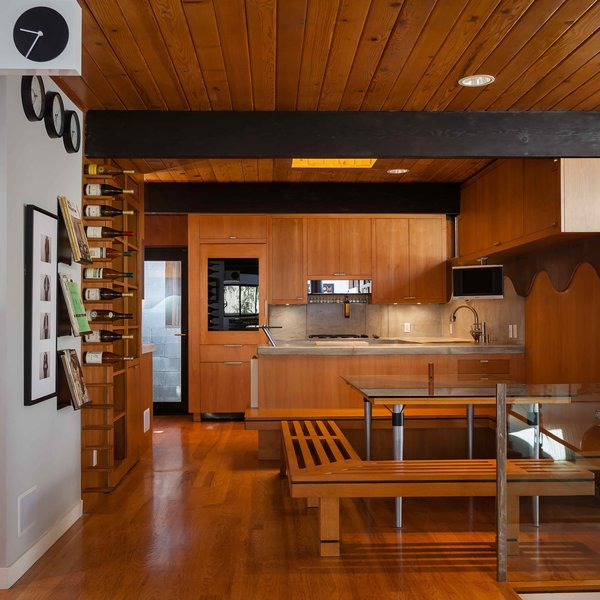 Photo 4 Of 8 In Collaborative Completion Of A Mid Century Modern Home 48 Years Later Dwell