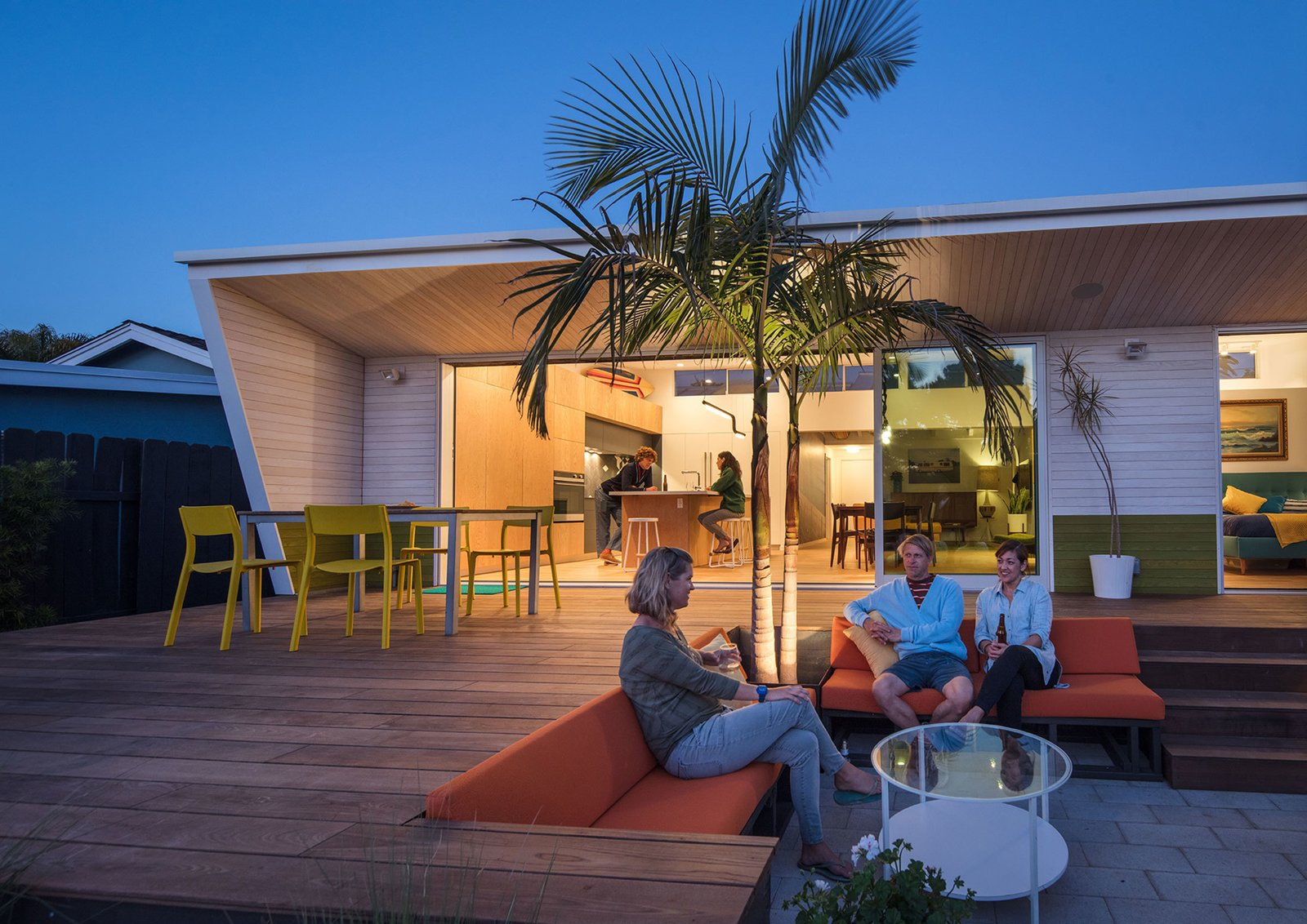 New rear addition   The Beach Lab by Surfside Projects