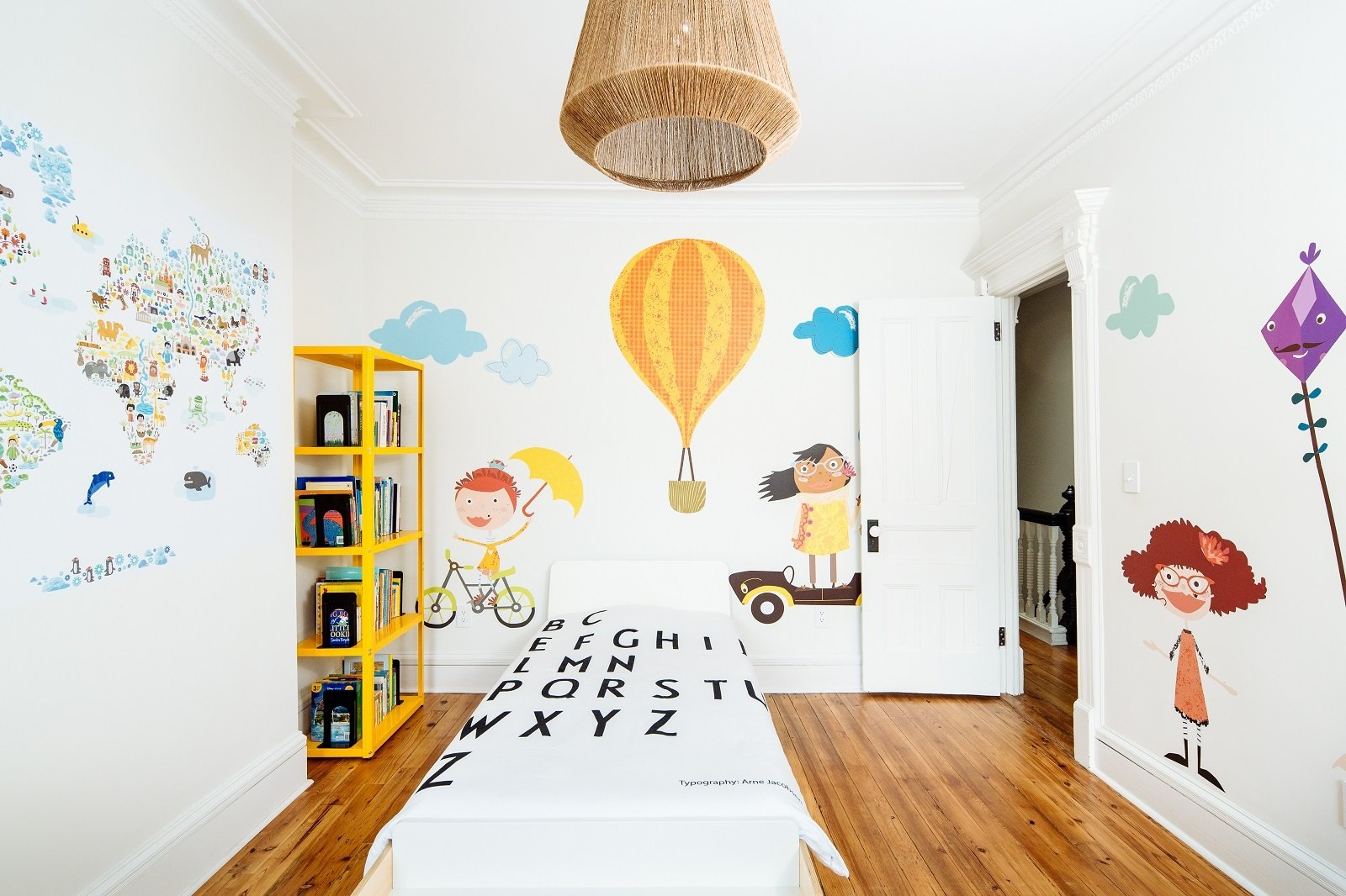 Photo 73 of 88 in Best Kids Bedroom Neutral Photos from A|A ...