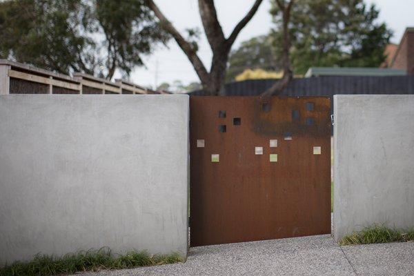 Coreten Access Gate  Pod Residence by Bespoke Architects