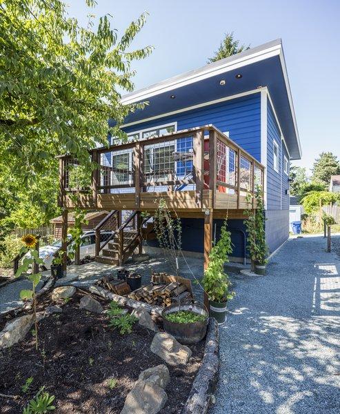 Eco Urban Home In Seattle Washington