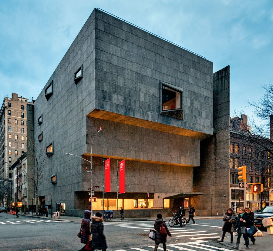The Met Breuer  Design Citation of Merit, Civic/Institutional  The renovated efforts maintain Marcel Breuer's iconic masterpiece.   Greatness Restored: The 2016 Modernism in America Awards