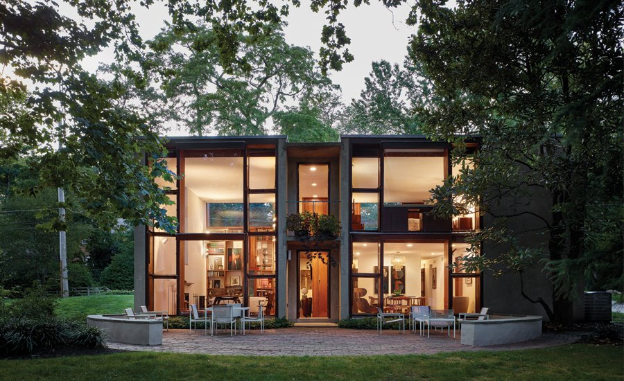 Margaret Esherick House  Design Citation of Merit, Residential  The historical home by Louis I. Kahn was celebrated for maintaining its original detail and style.   Greatness Restored: The 2016 Modernism in America Awards