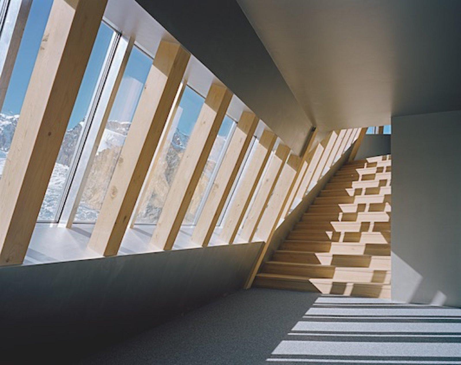 #alpinemodern #design #lifestyle #modern #elevatedliving #quiestdesign #monterosahut #swiss #alps #matterhorn #switzerland #zermatt   Head for Heights: Monte Rosa Hut