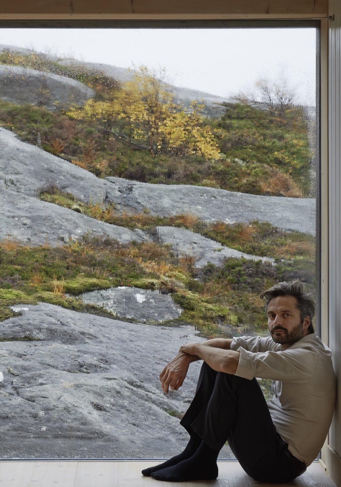 Architect Erik Kolman Janouch  Photo 10 of 14 in Naked Naust