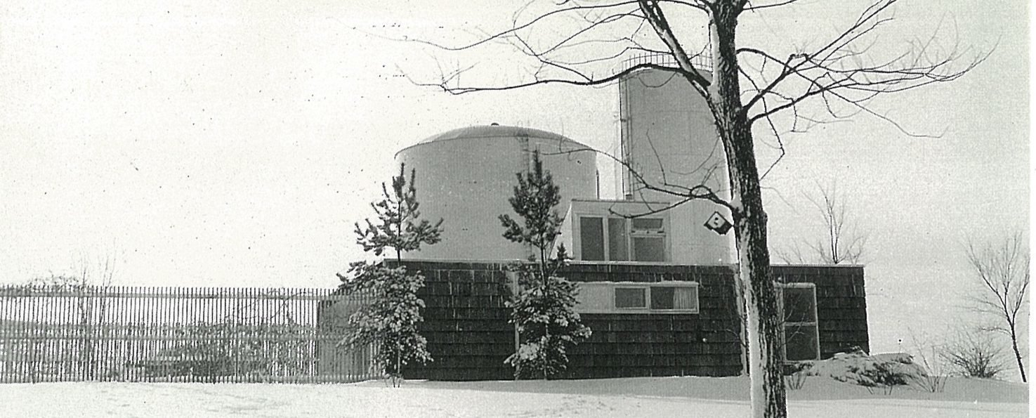 One of his early works, Harry Weese designed the Water Tower House (named for its overbearing backdrop) so his family could escape the big metropolis on weekends and holidays.  Photo 5 of 21 in How American Modernism Came to the Mountains