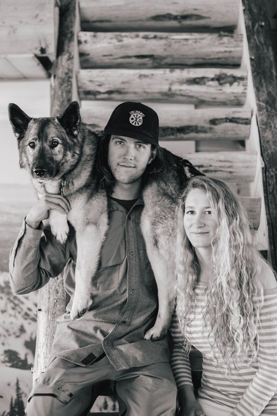 Zach and Cindi Lou Grant  Photo 6 of 10 in Backcountry Haven