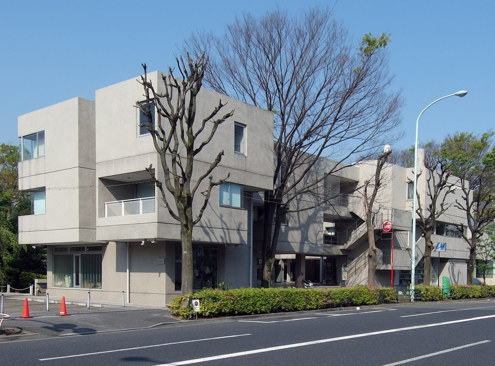 Hillside Terrace in Tokyo  Photo 8 of 12 in Slow Architecture