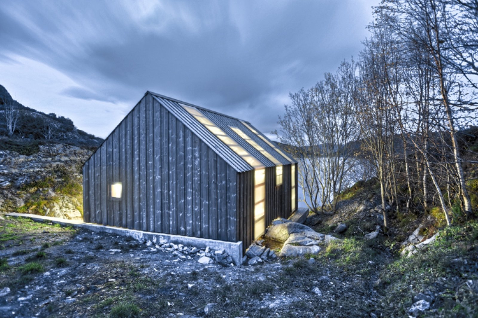 Naust Paa Aure by TYIN tegnestue  Photo 9 of 12 in Slow Architecture