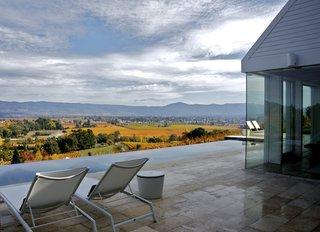 exterior, landscape, pool