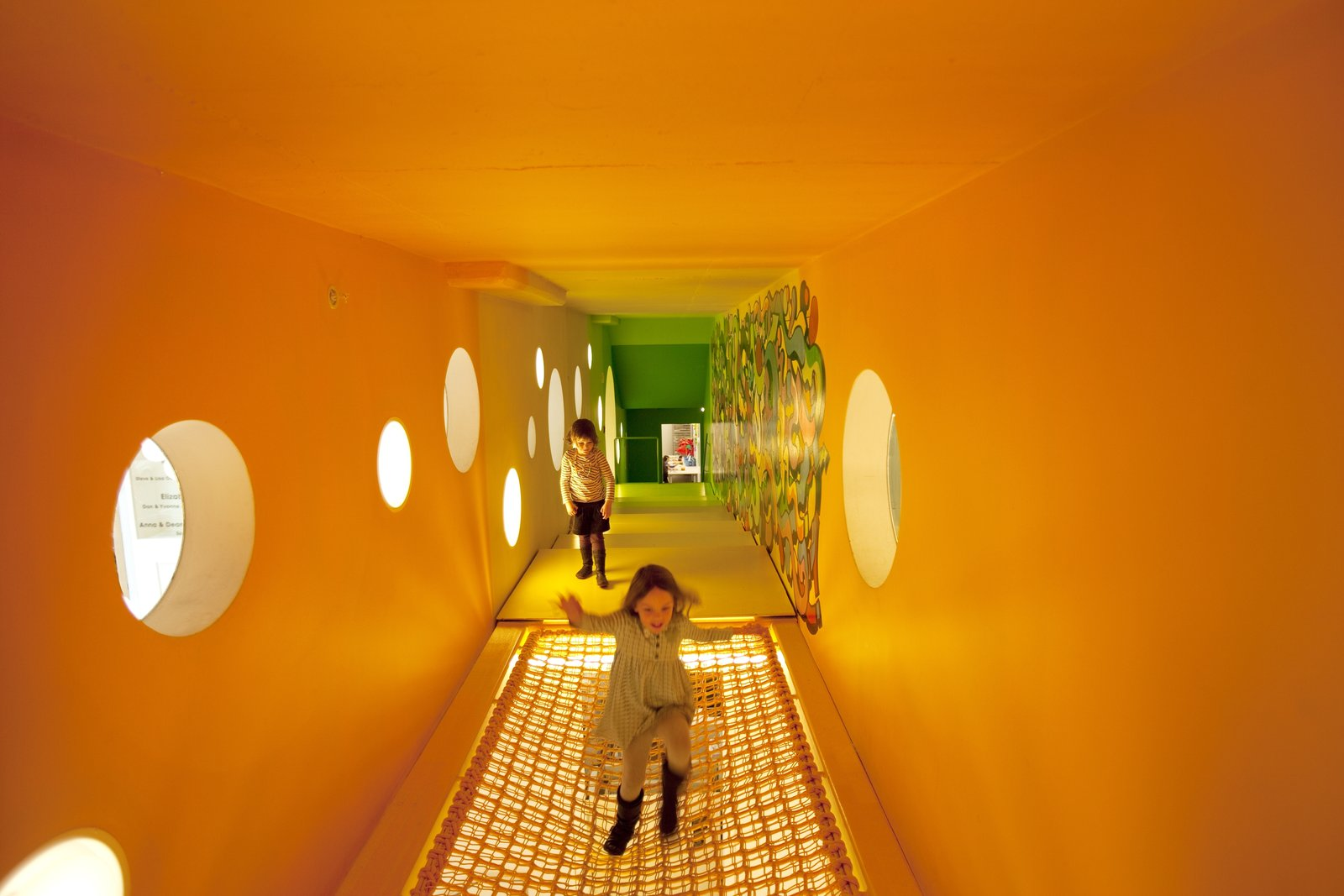 October 26 Building of the Day: Children's Museum of the Arts  WORK Architecture Company   Photo credit: Ari Marcopoulos   2013 Buildings of the Day