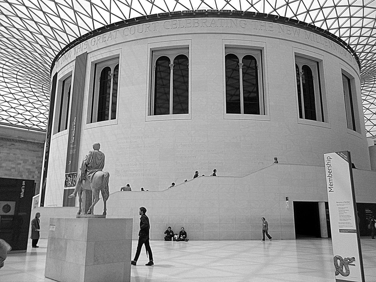 British Museum - London, UK  Design Ideas | David H Deans