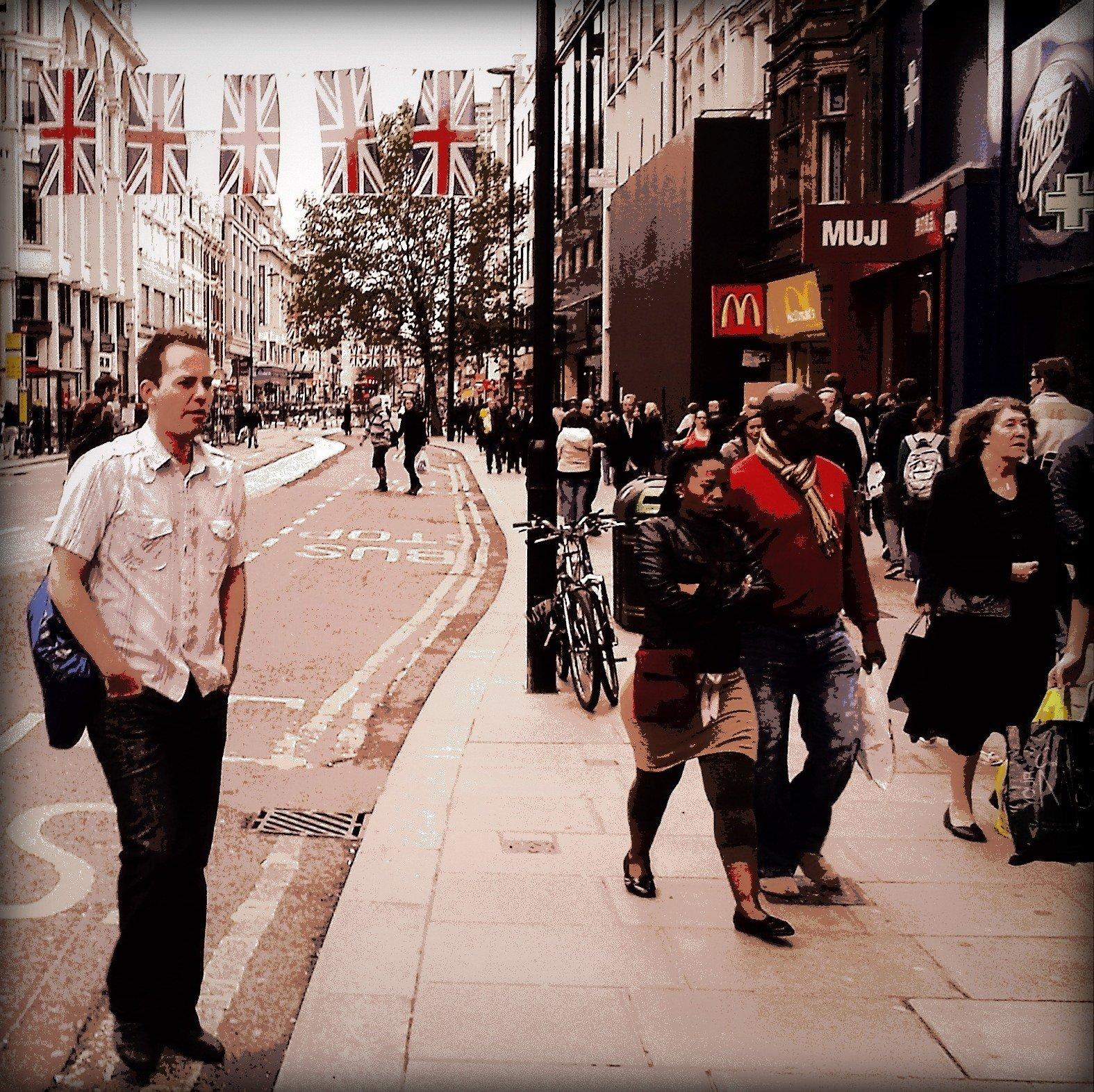 Oxford Street - London, UK  Design Ideas | David H Deans