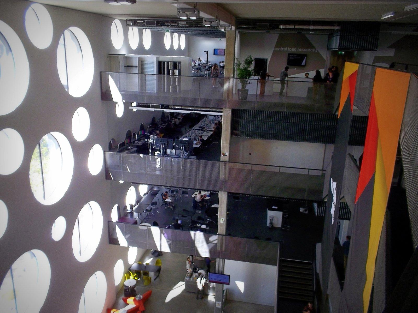 Ravensbourne - London, UK  Design Ideas | David H Deans