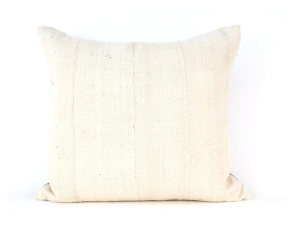 Amber Interiors Ivory Throw Pillow ($185)  Photo 25 of 30 in Inside Fitness Mogul Lorna Jane's Elegant L.A. Retreat