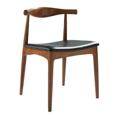 Aeon Furniture Troy Side Chair ($708)  Photo 13 of 26 in Inside Our Striking MyDomaine Office in Los Angeles