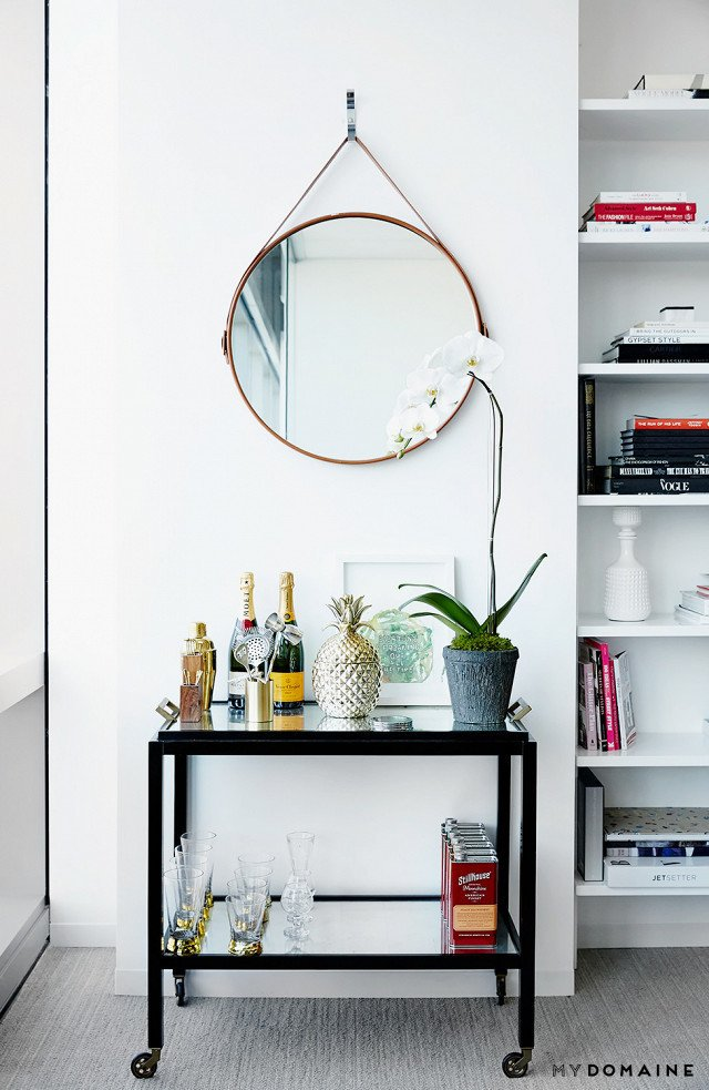 Photo: Chris Patey for MyDomaine; Styling: Wayfair  Photo 14 of 26 in Inside Our Striking MyDomaine Office in Los Angeles