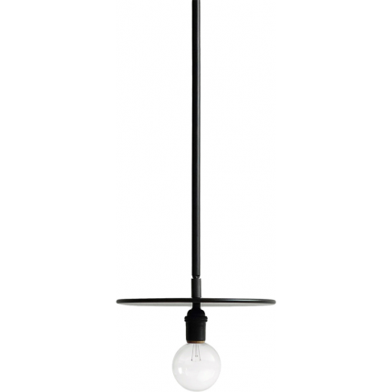 Workstead Black Pendant ($625)  Photo 16 of 22 in The Chicest Kitchens on the Internet This Year
