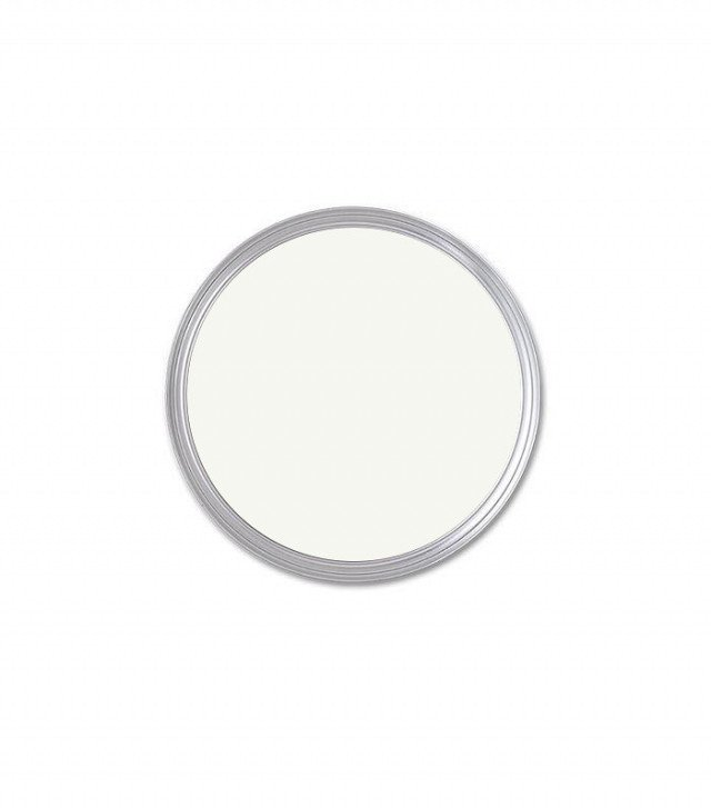 Behr Ultra Pure White Flat Exterior Paint ($26)  Photo 23 of 23 in What's the Best Color to Paint Your Front Door? Your Guide to Finding The One